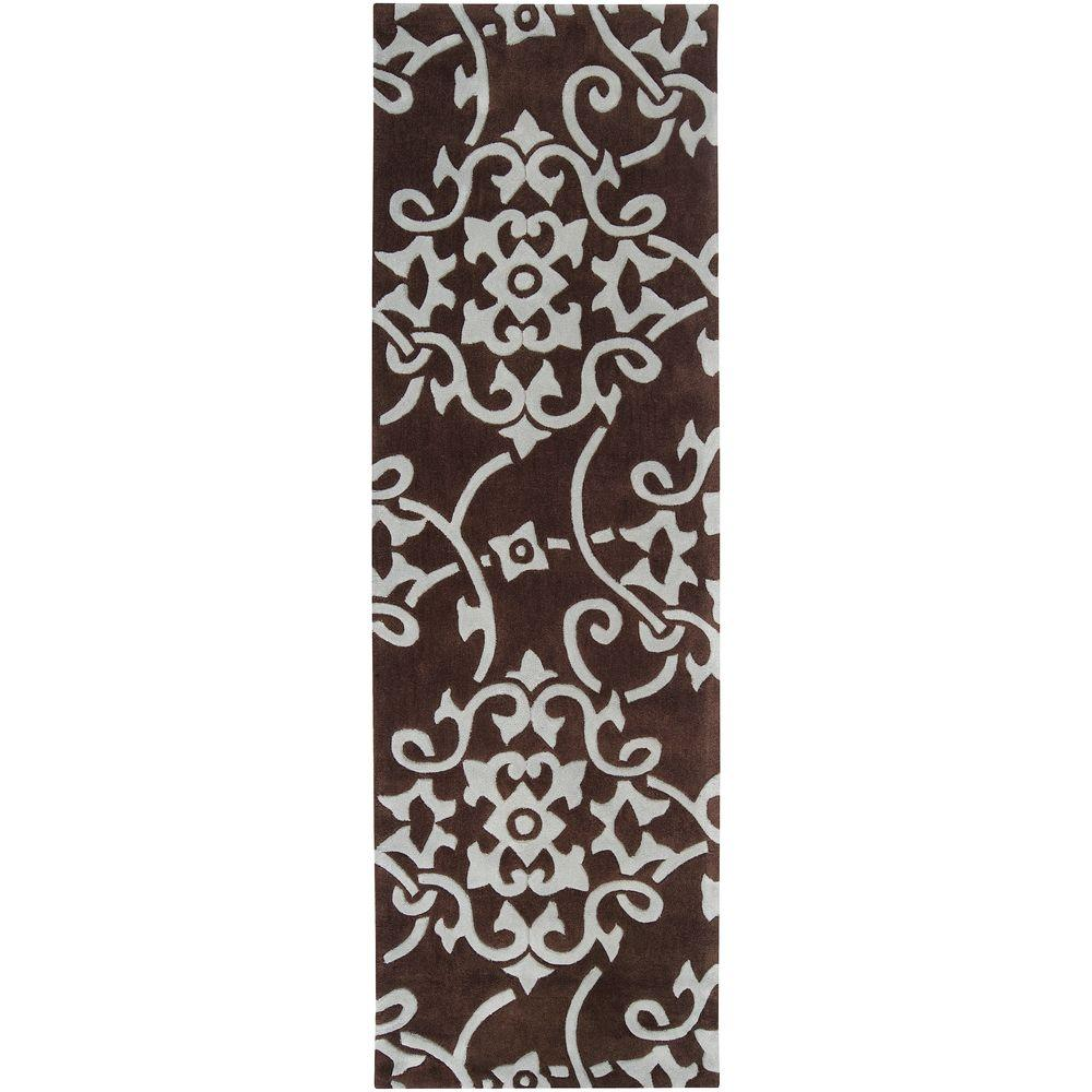 Meredith Pale Blue 2 ft. 6 in. x 8 ft. Rug