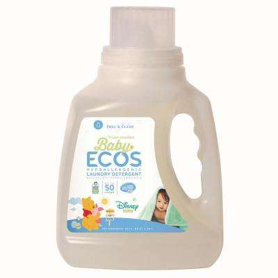 50 oz. Disney Baby Free and Clear Liquid Laundry Detergent