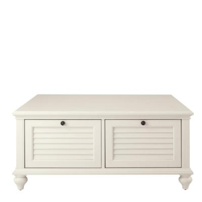 Hamilton Polar White Coffee Table