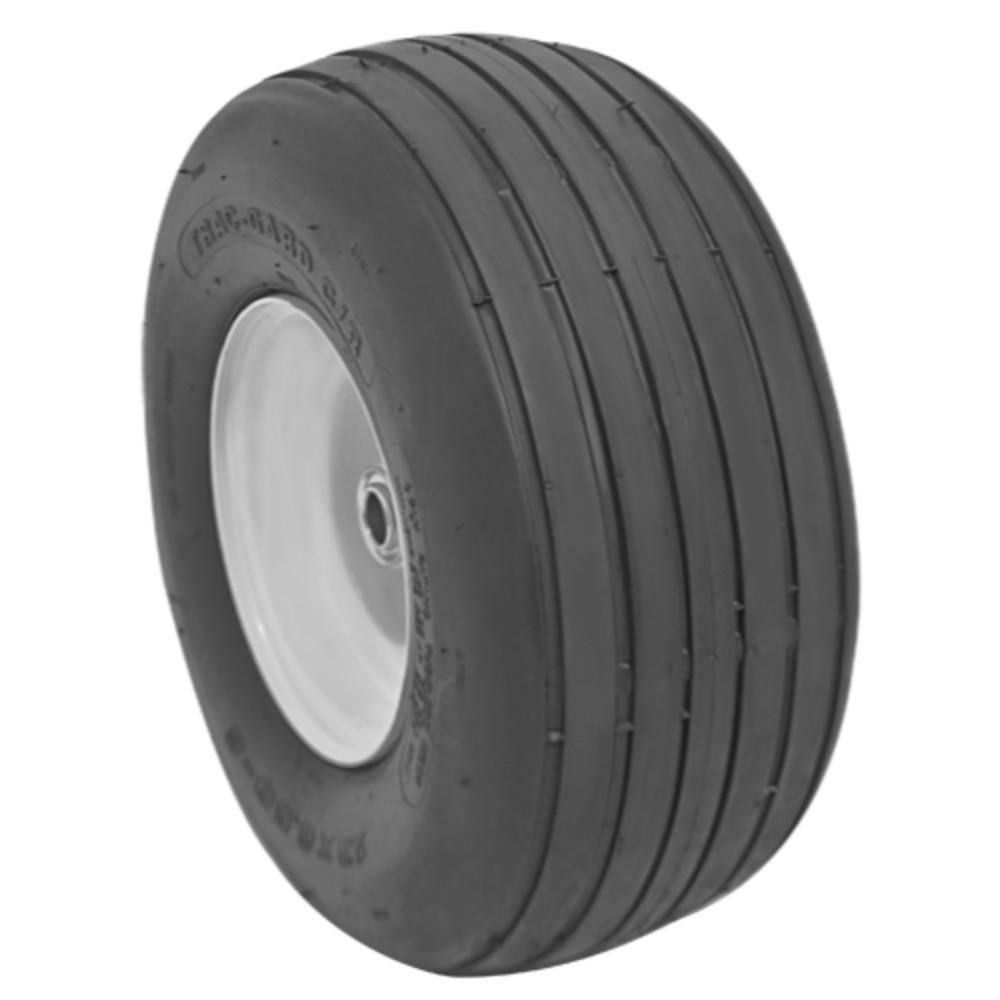 N777 Straight RIB Bias Tire 15X6.00-6 B/4-Ply