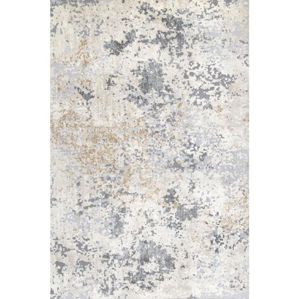 Nuloom Contemporary Motto Beige 9 Ft X 12 Ft Indoor Abstract Area Rug Ertr07a 9012 The Home Depot