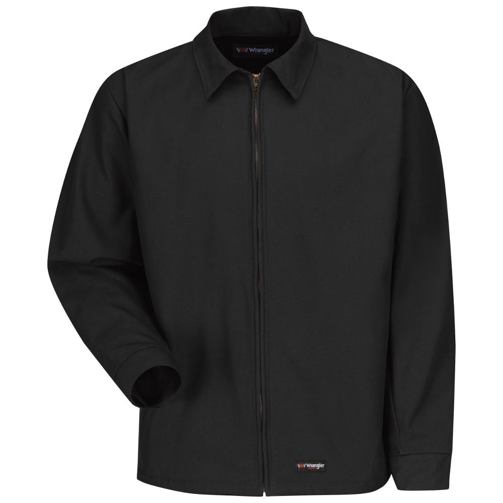 Men's Large (Tall) Black Work Jacket