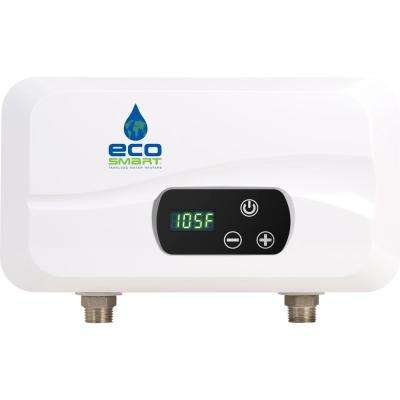 4 kW Point of Use Electric Tankless Water Heater