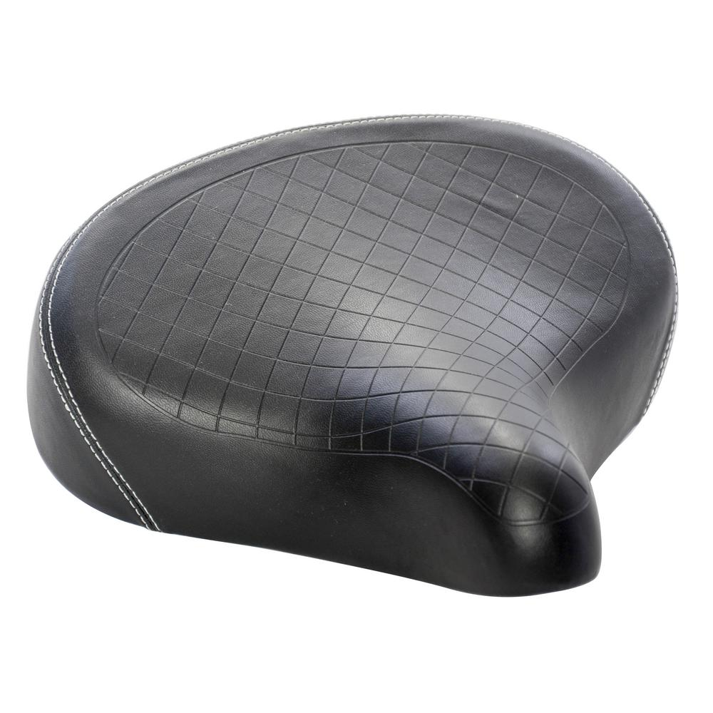 Comfort Foam Oversized Spring Bicycle Saddle