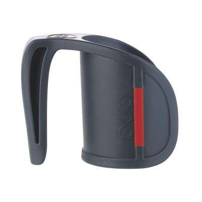 12 oz. Duo Handle Beverage Holder in Red