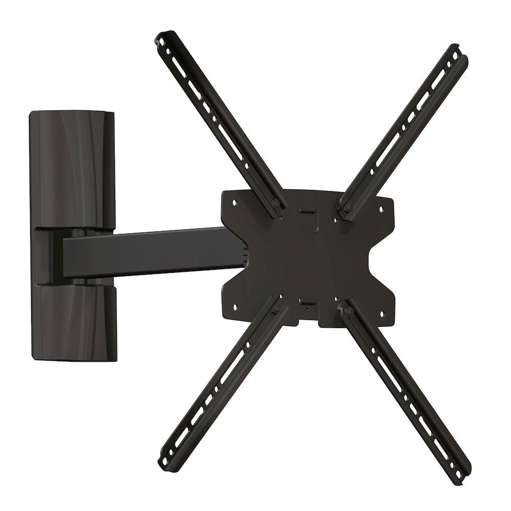 CE TECH 3-Way Movement Flat Panel TV Wall Mount for 17 in. - 42 in. TVs
