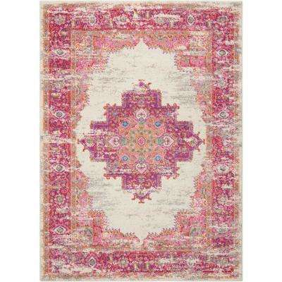 5f85112fc4b706 5 X 7 - Pink - Area Rugs - Rugs - The Home Depot