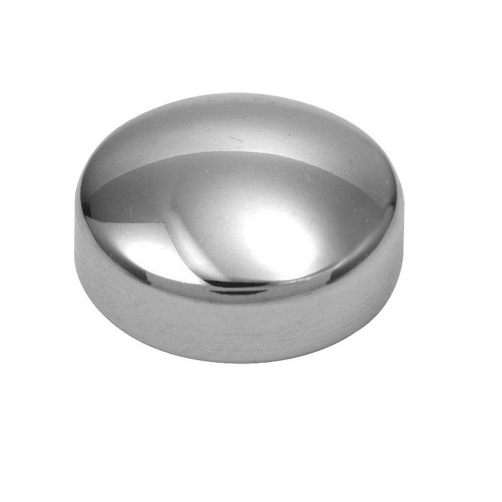 Mixet Tub Spout Diverter Button, Chrome