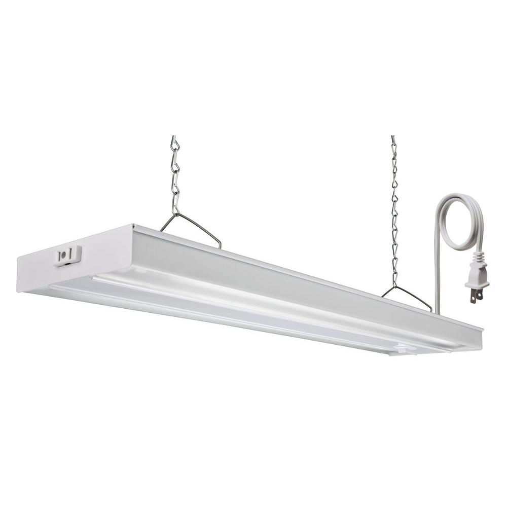 Lithonia Lighting Grw 2 28 Csw Co M4 4 Ft Light Watt White T5 Fluorescent Grow