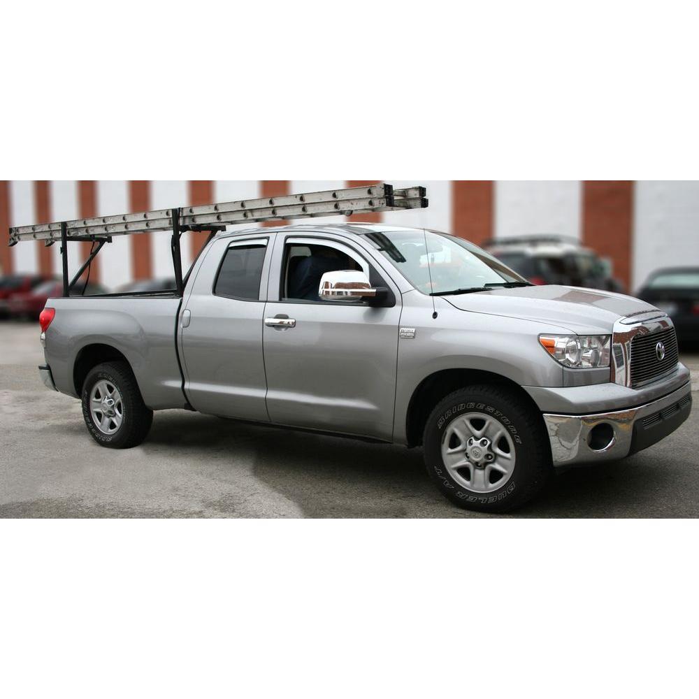 Truck Pipe Rack >> Pro Series Heavy Duty Single Sided Ladder Rack For Trucks