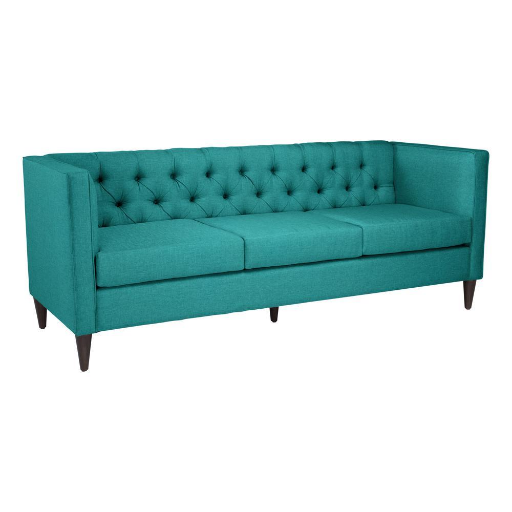 Grant Teal Sofa