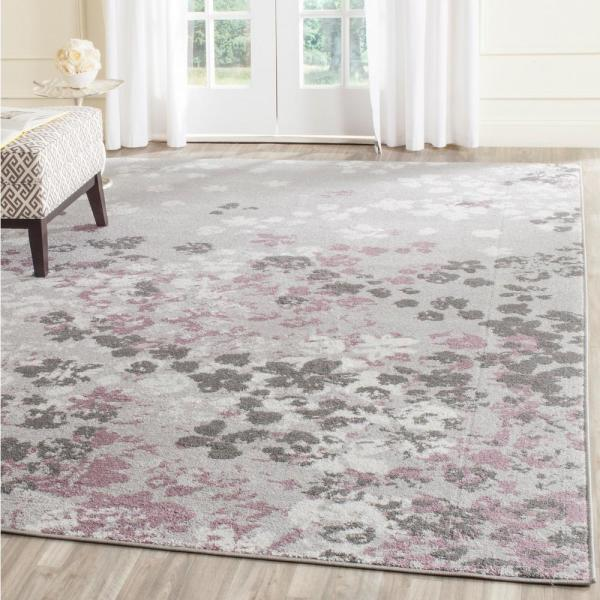 Safavieh Adirondack Light Gray Purple 9