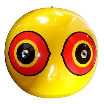 Original Scare Eye Bird Chaser Bird Deterrent, Owl Eyes Bird Repeller