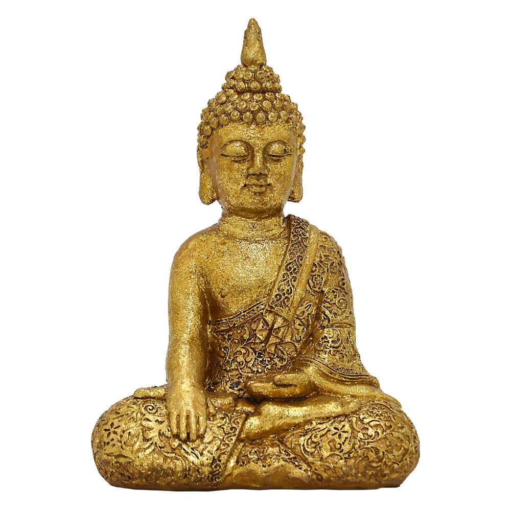 8 in. Sitting Buddha