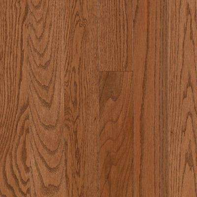 Take Home Sample - Raymore Oak Gunstock Hardwood Flooring - 5 in. x 7 in.