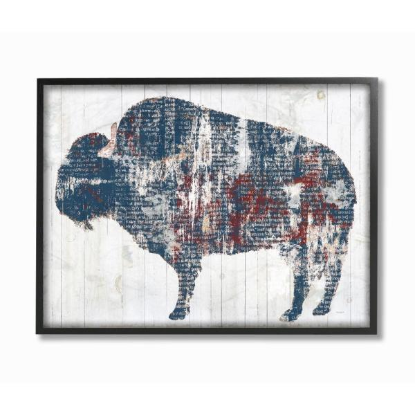 The Stupell Home Decor Collection 16 In X 20 Red White Blue