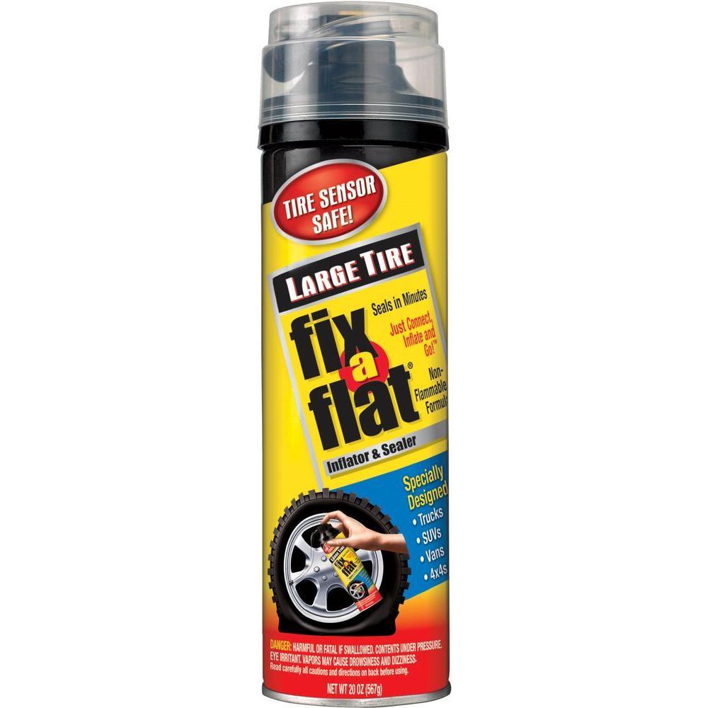 FixAFlat Fix-A-Flat 20 oz. Tire Inflator