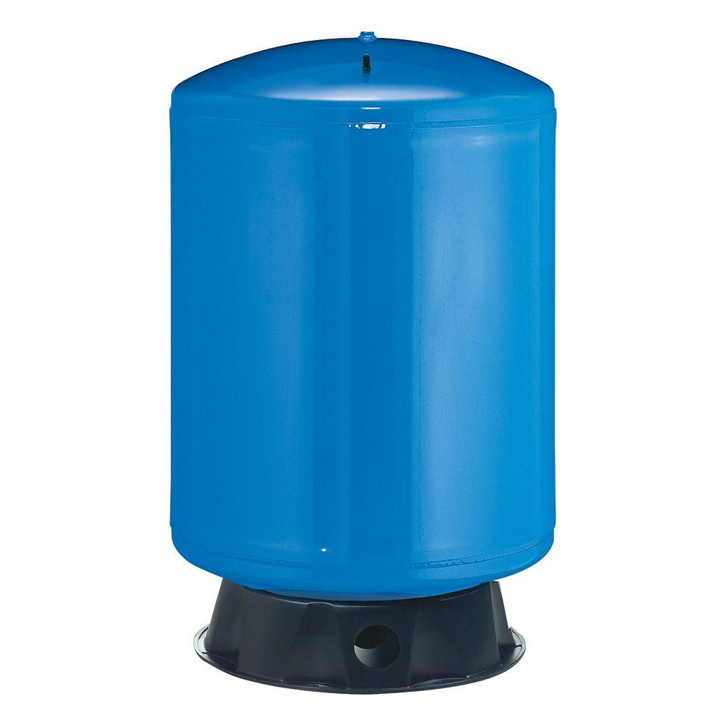 Flotec 119 Gal. Pre-Charged Pressure Tank with 320 Gal. Equivalent Rating