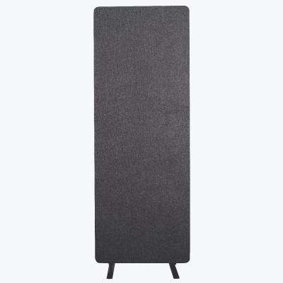 Reclaim 66 in. Slate Gray 1-Extension Panel Room Divider