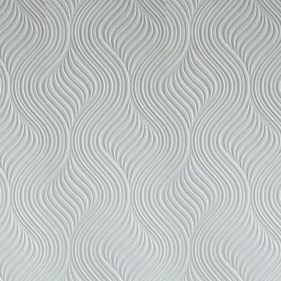 Pure Paintable White Wallpaper Sample