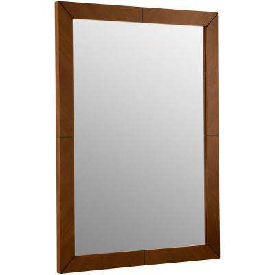 Clermont 33 in. L x 24 in. W Wall Mirror in Oxford