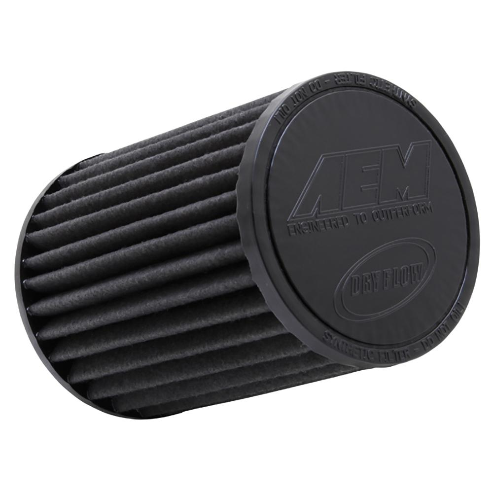 AEM Dryflow 3 5in  X 7in  Round Tapered Air Filter