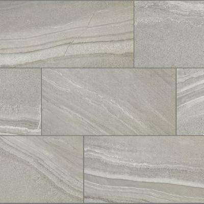 Aspen Granite Rectified 12 in. x 24 in. Porcelain Floor and Wall Tile (13.3 sq. ft. / case)