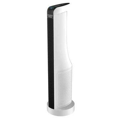 30 in. White Tower Heater