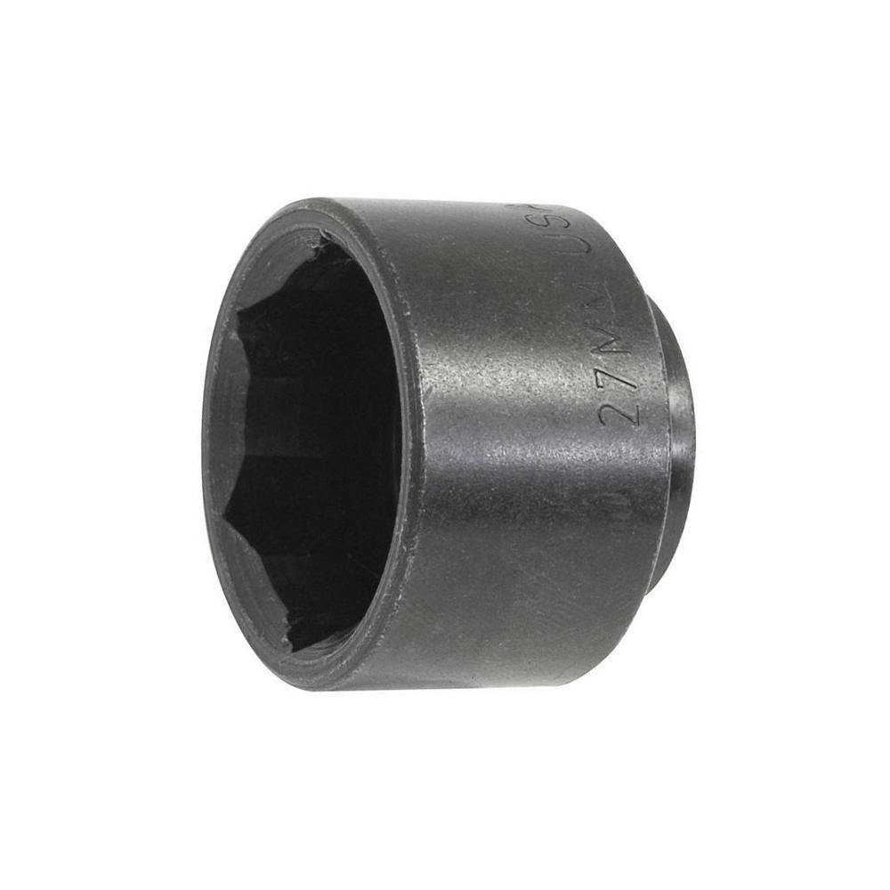 27 mm Low Profile Filter Socket