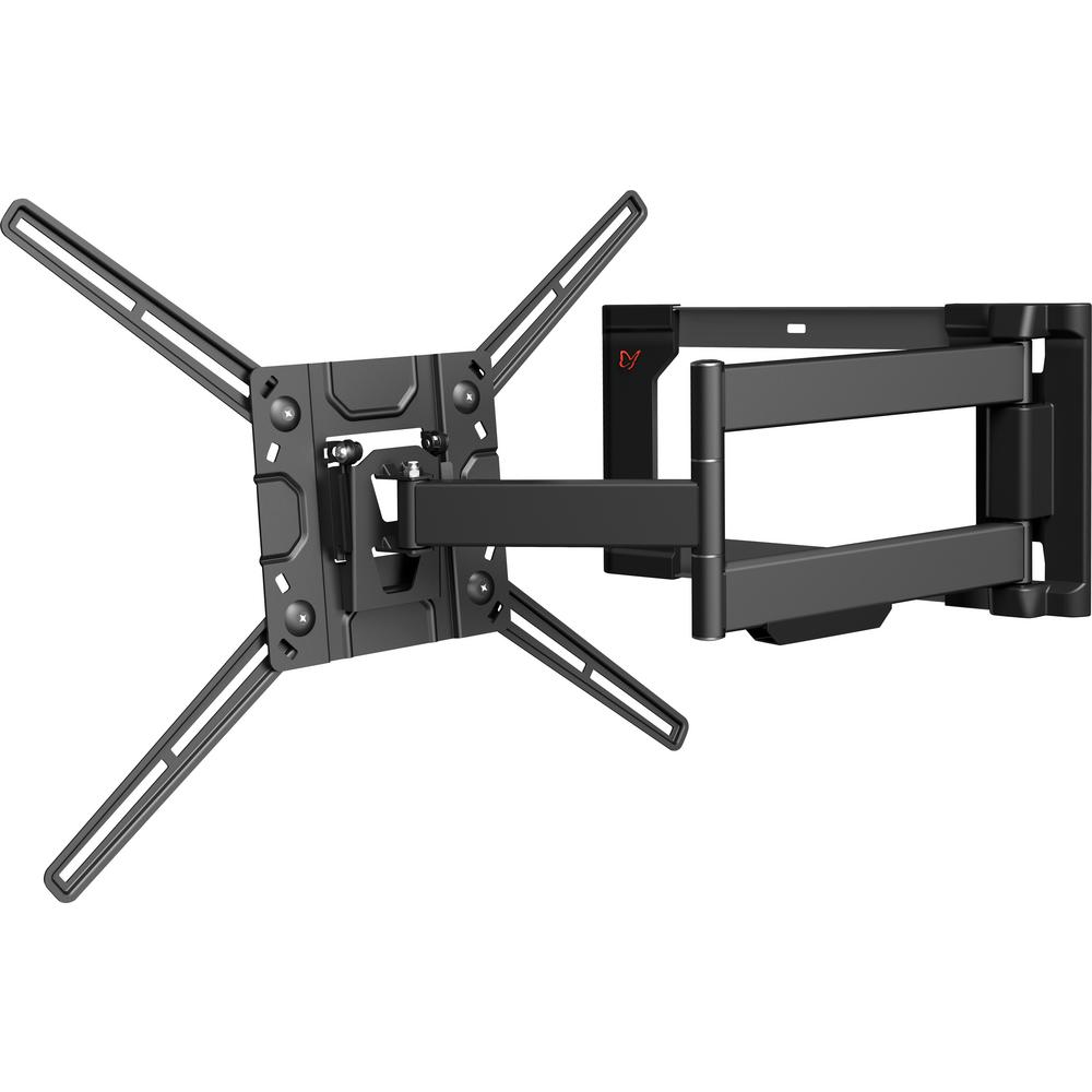 Full Motion Curved / Flat Panel Dual Arm TV Wall Mount