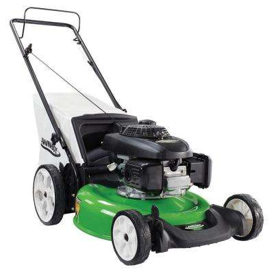 21 in. Honda Engine High Wheel Push Walk Behind Gas Lawn Mower