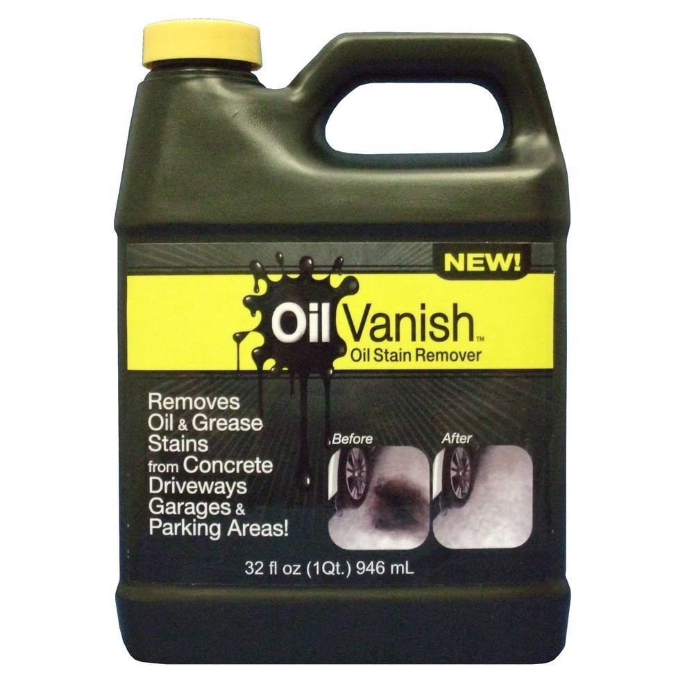 Oil Stain Remover Vanish Outdoor Floor Cleaner Concrete