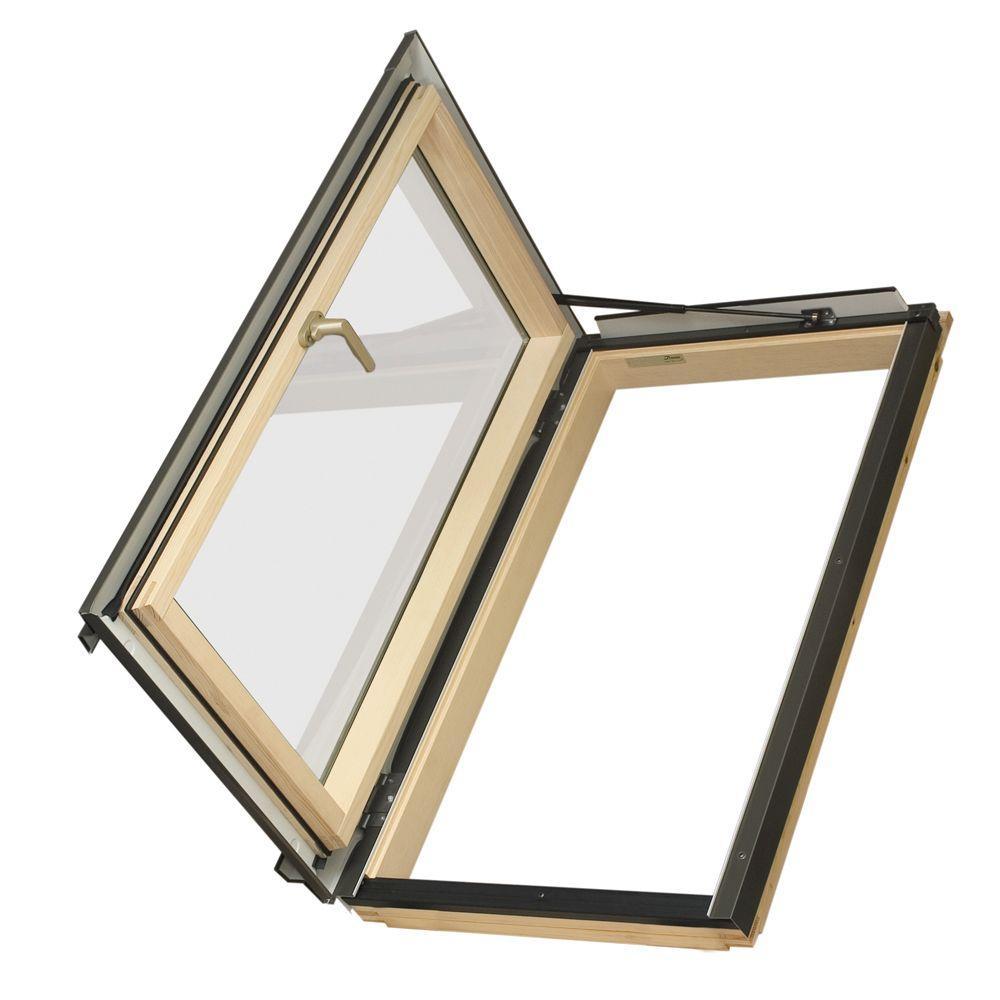 Egress Roof Window FWU-L 24/38 (Tempered Glass, LowE)