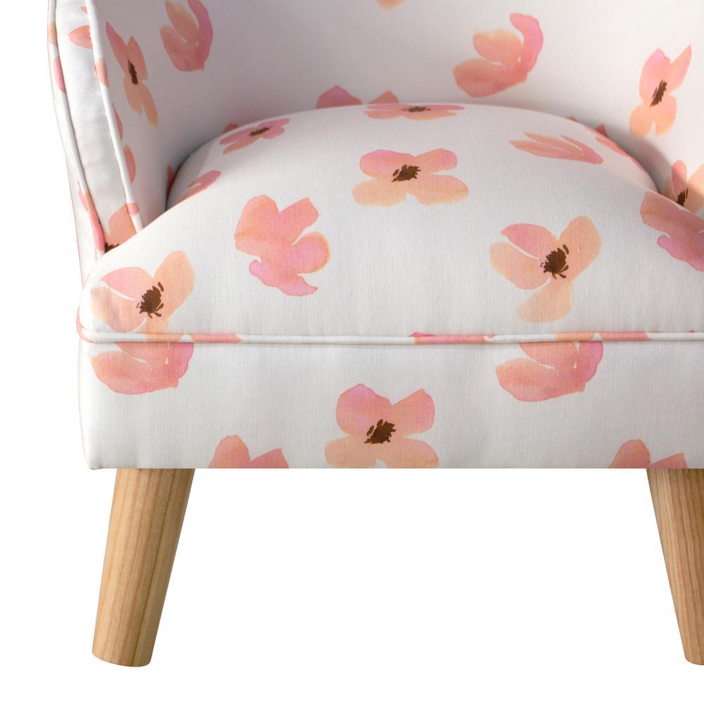 Phenomenal Skyline Furniture Floating Petals Pink Kids Modern Chair 96 Creativecarmelina Interior Chair Design Creativecarmelinacom