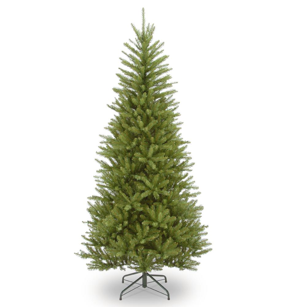 National Tree Company 6.5 ft. Dunhill Fir Slim Artificial Christmas Tree