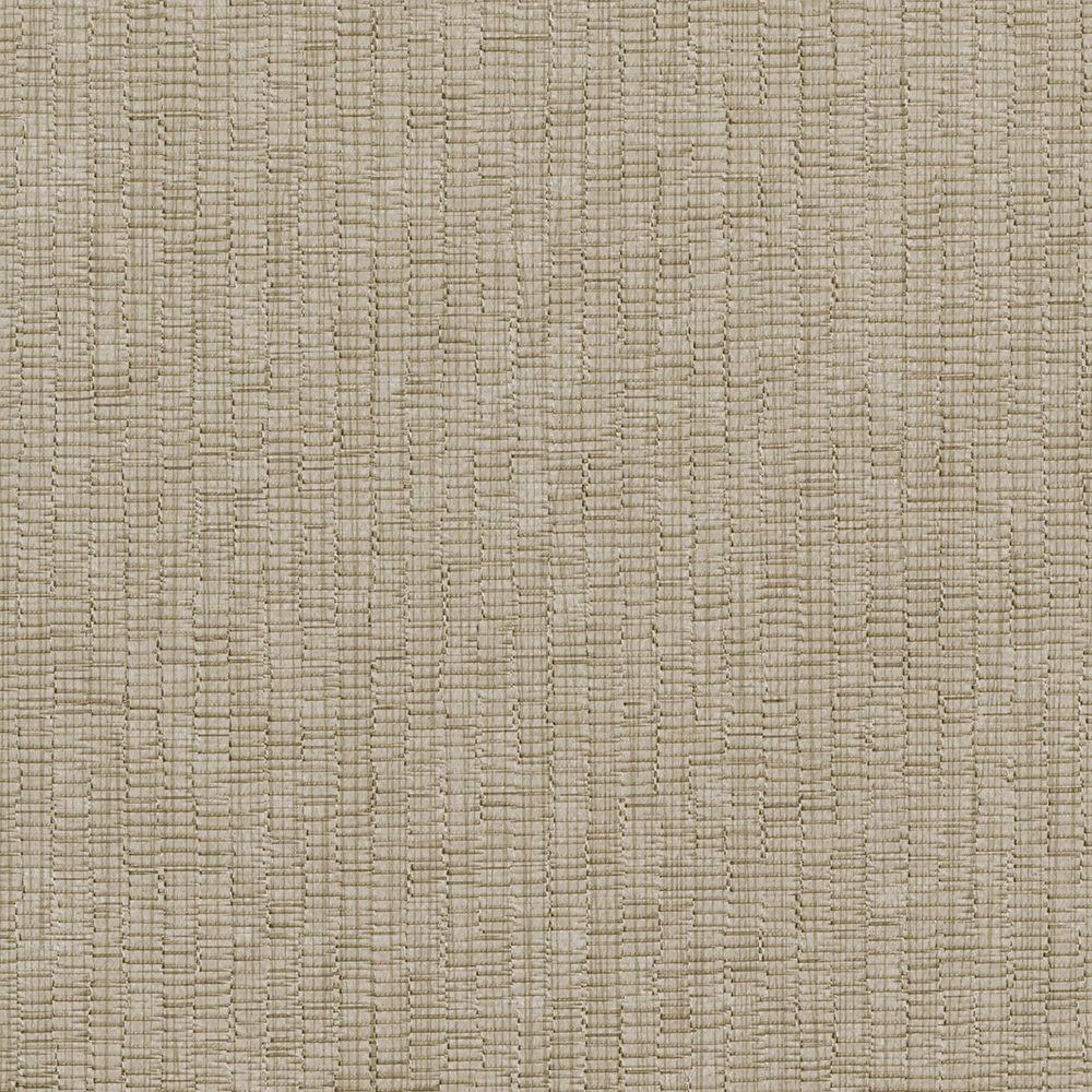 Brewster Cafe Raffia Texture Wallpaper Sample 3097-59SAM