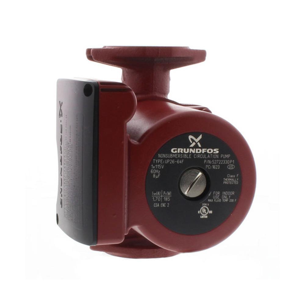 UP26-64F 1/12 HP 115-Volt Circulator Pump