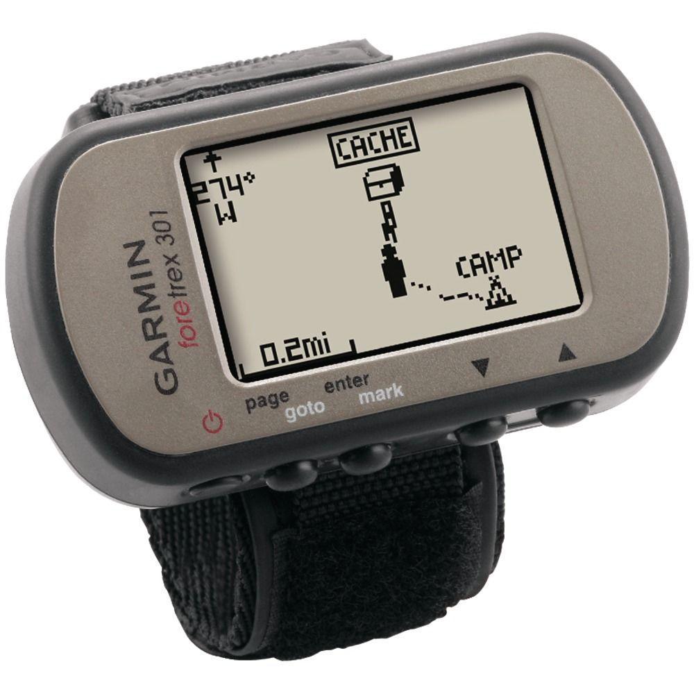 Garmin 010-00776-00 Foretrex 301 GPS Receiver