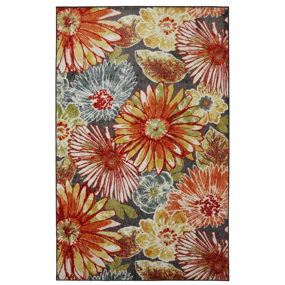 Mohawk Home Charm Multi 5 ft. x 8 ft. Indoor Area Rug was $69.93 now $55.94 (20.0% off)