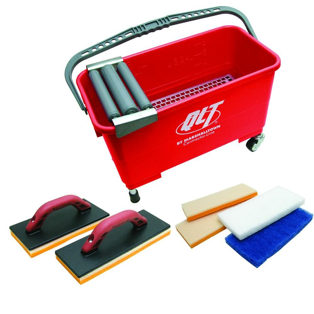 Marshalltown Deluxe Grout Cleaning Kit