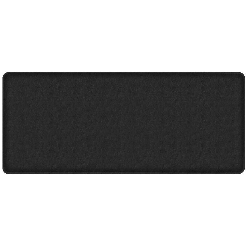 Gel Pro Kitchen Mat: GelPro Classic Quill Black 20 In. X 48 In. Comfort Kitchen