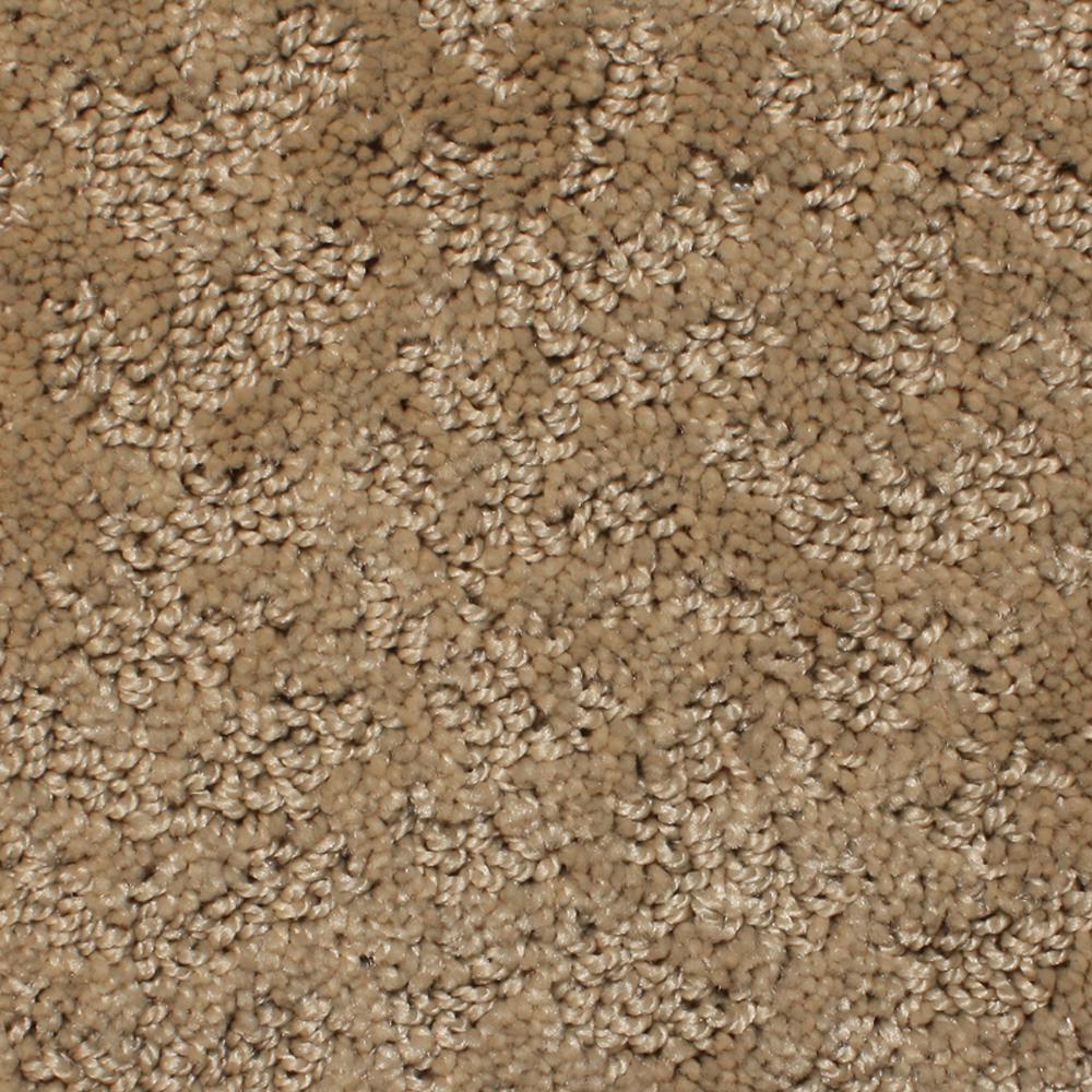 Meteoric - Color Tarragon Pattern 12 ft. Carpet