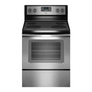Deals on Whirlpool 4.8 cu. ft. Electric Range WFE320M0ES
