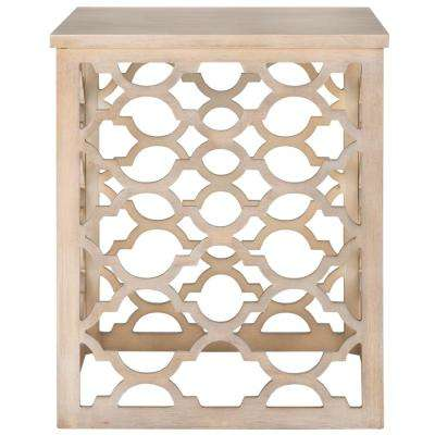 Lonny Gray Wash End Table