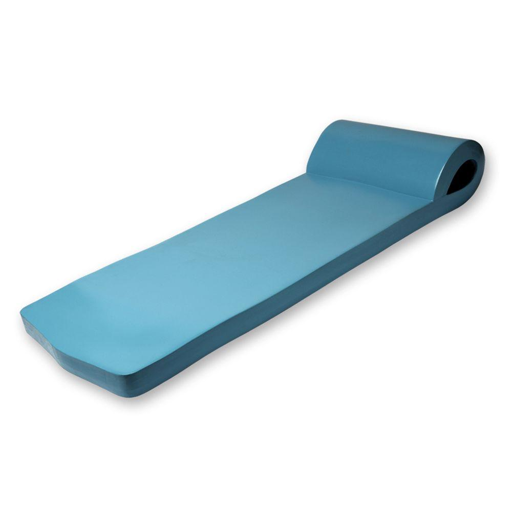 Super Soft Sunsation Ultra Aquamarine Pool Float