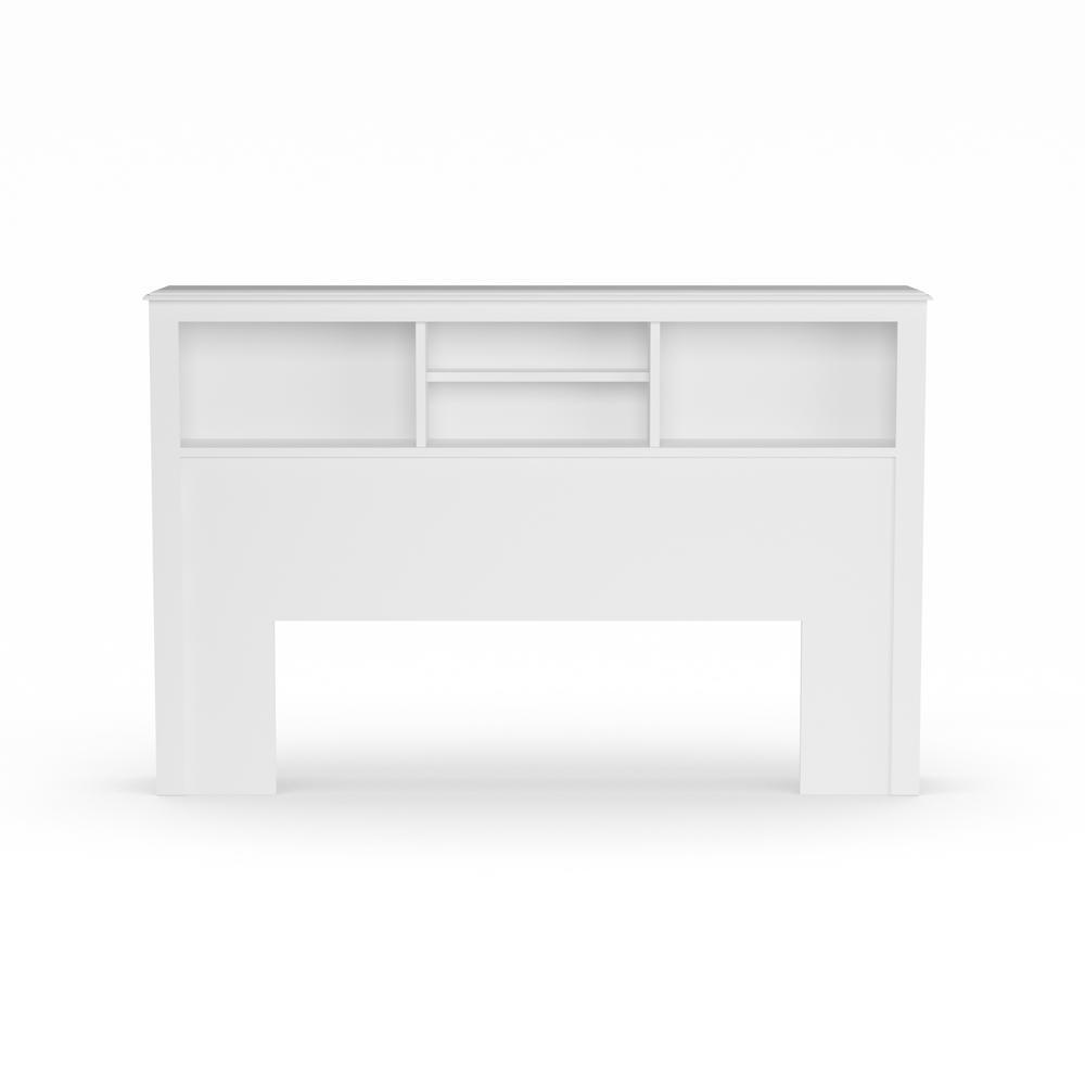 Monterey White Full/Queen Headboard