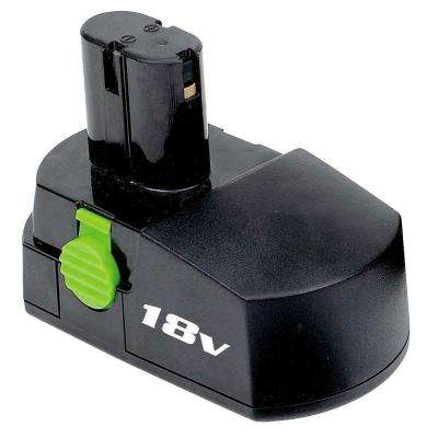 18-Volt Replacement Battery for Power Tools