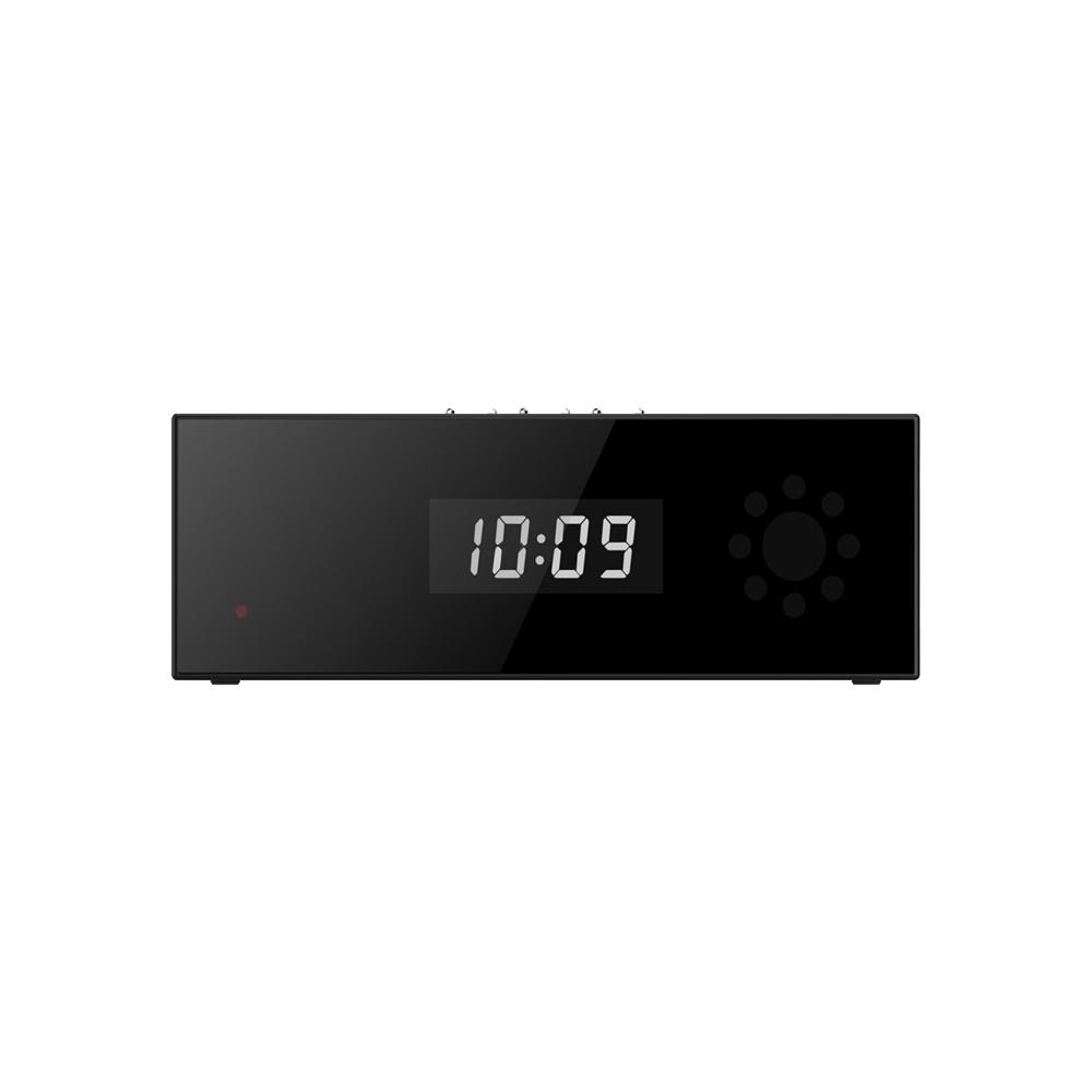 LizaTech LizaCam 1080p Desk Clock IP Camera with Bluetoot...