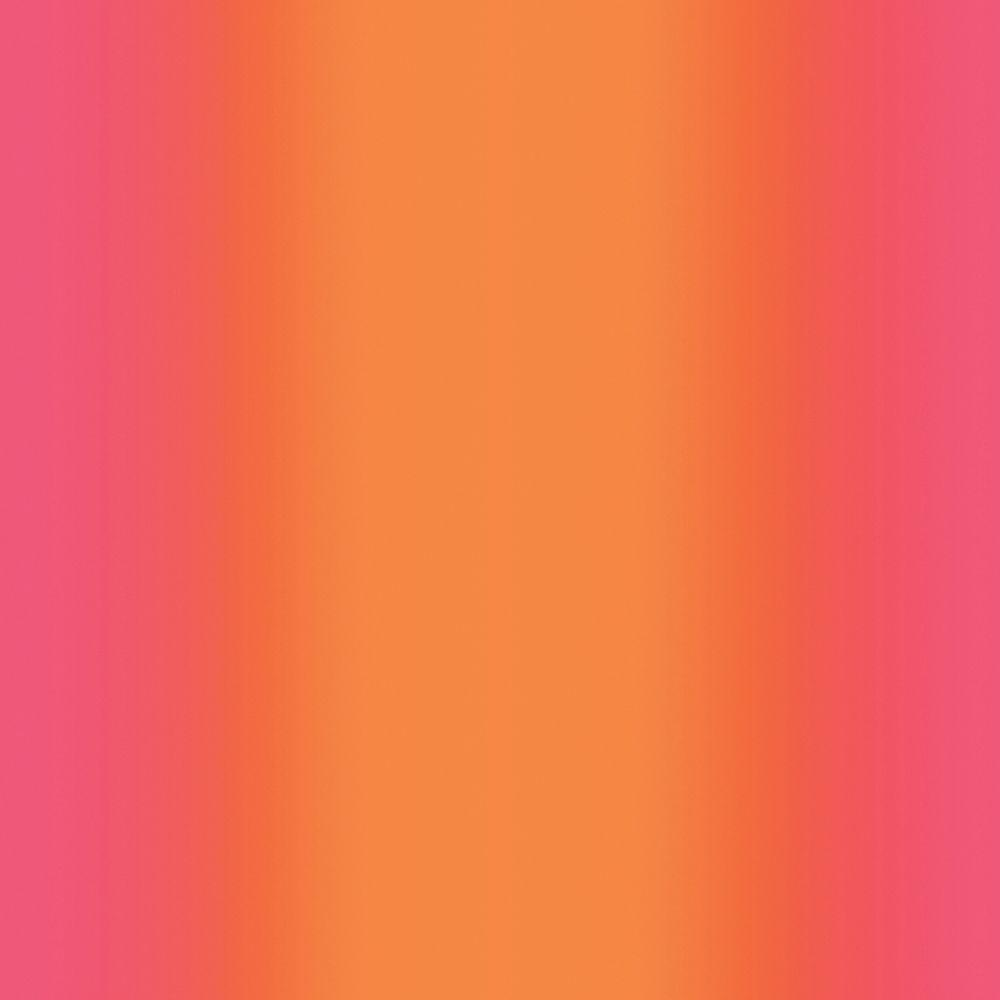 The Wallpaper Company 56 sq. ft. Pink and Orange Funky Stripe Wallpaper