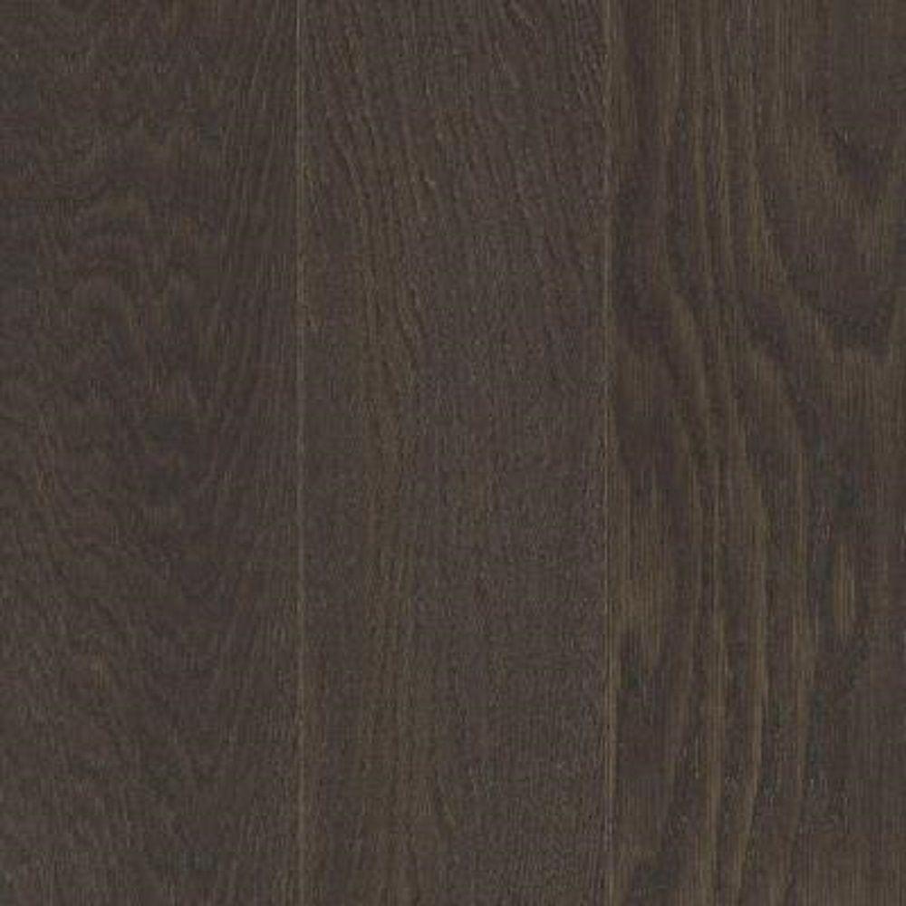 Mohawk Take Home Sample Chester Metal Oak Engineered Hardwood Flooring 5 In X